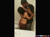 Ghetto Teens Bathroom Sex